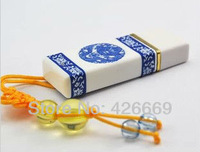 Wholesale and retail - Free shipping blue and white porcelain dragon 2GB 4GB 8GB 16GB 32GB 64G USB flash drive storage.