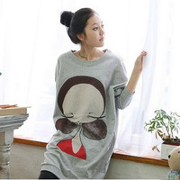 Maternity clothing maternity sweatshirt maternity top spring and autumn hl007