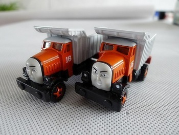Learning Curve Thomas & Friends Metal Diecast Max & Monty No Package