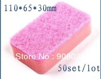 50set/lot   wholesale Melamine Sponge Cleaning Eraser Cleaning,multi-functional sponge cleaning,100*65*30mm Cleaning Cloths