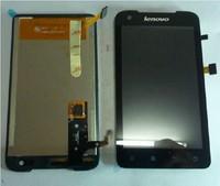 Lenovo A660 touch screen + display screen = Integrated (include border) ,Lenovo A660 origianl screen set +Free shipping