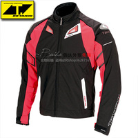 FREE SHIPPING Rs taichi armed all season jacket rsj277 clothing automobile race motorcycle red