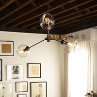 American brief glass ball living room lights 3 1143  free shopping