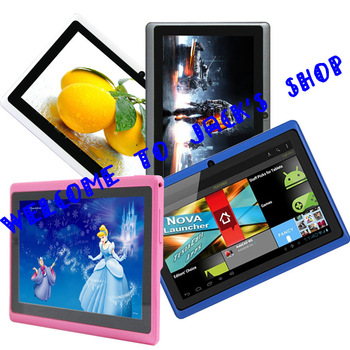 4G 7'' Android Tablet PC Netbook 4.1 DDR3 Capacitive