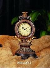 cheap mechanical table clock