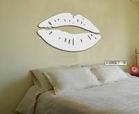 FREE SHIPPING Mirror three-dimensional wall stickers tv wall stickers mirror wall stickers  NEW WATCH