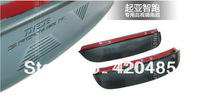 High Quality! Kia Sportage R 2010 2011 2012 Side Door Mirrors Rearview Sun Rain Guard Shield Deflector