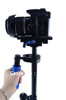 New Professional Mini Handheld Steadycam stabilizer S-60 S60 for Camcorder Video SLR DSLR Camera