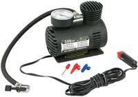 12V 300 PSI Mini Air Compressor Portable with Tire Inflator Pressure Gauge Air Pump for Car Motor Bike Sports Camping Accessory