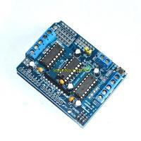 Big Discount ! Motor Drive Shield L293D for Arduino Duemilanove Mega / UNO, Free Shipping , Dropshipping