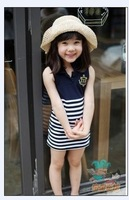Clothing photography clothes children dress 3-4 years old hat + dress