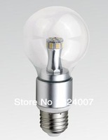 E27/E14 6w led Bubble Ball bulb