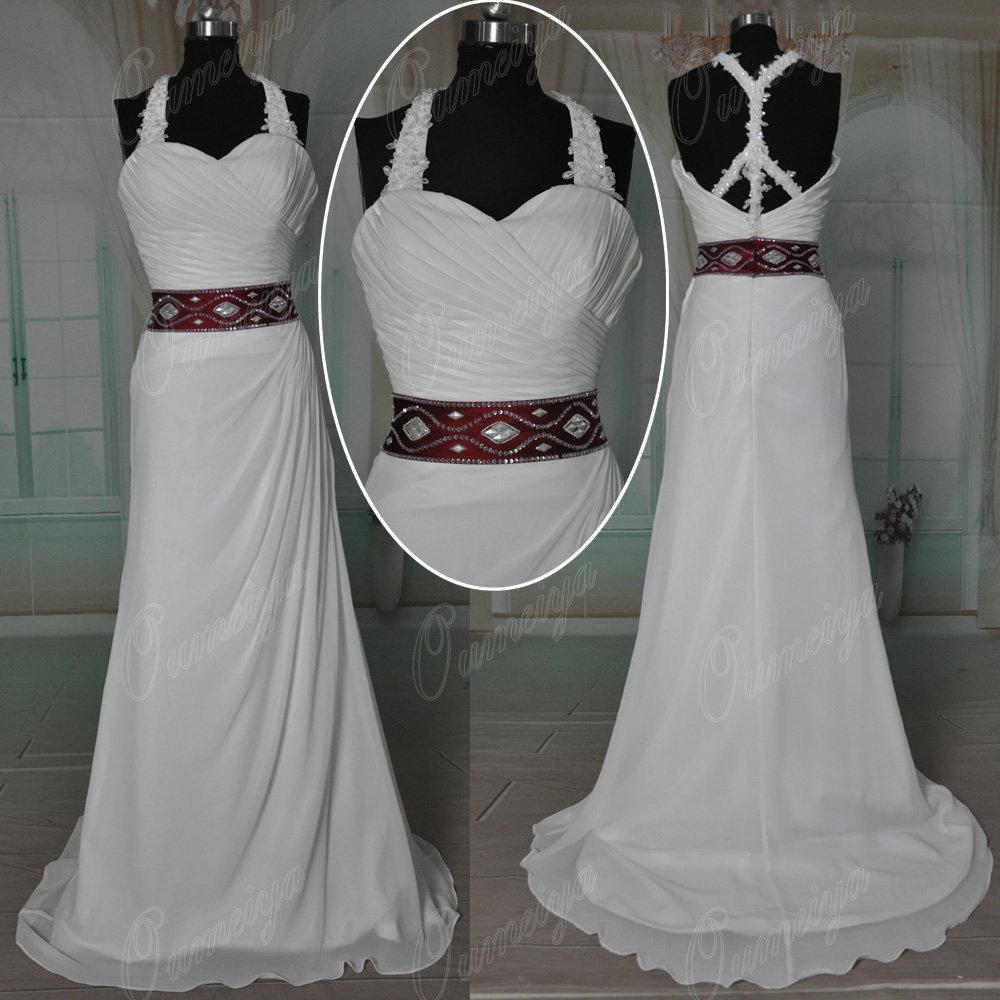 OUMEIYA Real Wedding Dress Shop Cheap OUMEIYA Real Wedding Dress