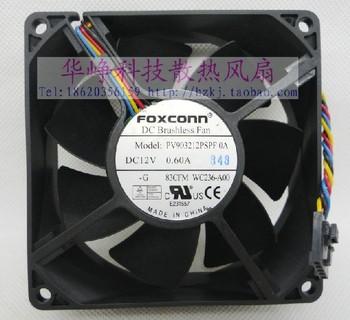 100%New 9CM PV903212PSPF 0A 9232 12V 0.6A Cooling fan