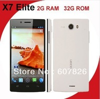 IN STOCK iocean X7 Elite Smartphone MTK6589T Quad Core 1.5GHz 2G RAM + 32G ROM 5.0 Inch IPS 1080P FHD Screen Android 4.2 GPS