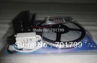 5m 30leds/m(10pixels) DC12V IP66 WS2811 PIXEL strip light+24keys IR WS2811 pixel controller+powe adaptor