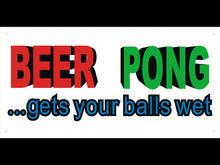 cheap beer pong