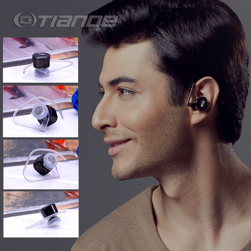free shipping New World's Smallest Bluetooth Headset Min Earring Design Bluetooth Earphone For All Mobile Phone Calls(China (Mainland))