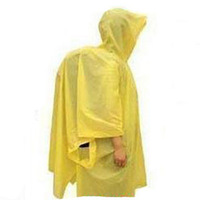 Ryder ryder thick hiking poncho multifunctional outdoor raincoat eco-friendly