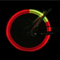 bike led wheel light for bicycle  accessories  outdoor sport products lamps free shipping
