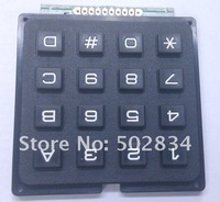 2pcs/lot 4x4 Matrix Keyboard Keypad Use Key PIC AVR Stamp Sml