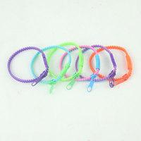 Sale 10pcs/lot,New arrival Free shipping Fashion Jewelry zip design women's bangle bracelet mix color, SL13001
