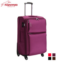 Universal wheels trolley luggage bag travel bag journey luggage box