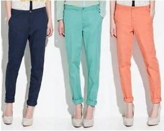 2013 new Fashion womens' Cindy color basic Loose style pants casual elegant slim cozy pants brand designer pants plus size(China (Mainland))