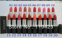 New lustre lipstick rouge a levres 3g makeup lipstick! have English name (20pcs/lot)