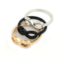 Freeshipping Fashion one direction symbol rings Infinity symbol rings