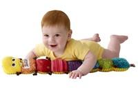 Musical Inchworm Caterpillars Educational Children Toys , Musical Stuffed Plush Baby Toys