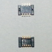 JTAG molex 10P Header for P990 P999 phone board whit JPIN Z02