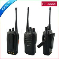New 5W 16CH Walkie Talkie Interphone Transceiver Two-Way Radio Mobile Portable Handled