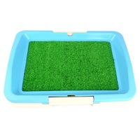 Birch pet supplies flat-plate turf dog toilet vip teddy pet bianpen