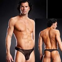 wholesale    Men  transparent   G-strings &Thongs   Free shipping