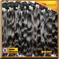 Queen hair products brazilian body wave,100% human virgin hair 3pcs lot,Grade 5A,unprocessed hair
