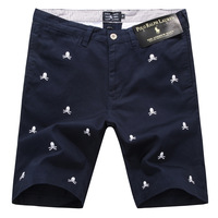 2013 5 male shorts male suit polo casual pants overalls