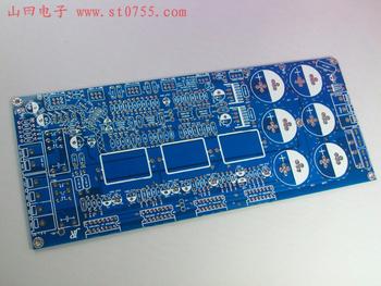 Pcb board tda7294 2.1 encoding audio amplifier pcb board