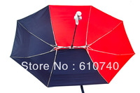 Tambourine romantic lovers umbrella double umbrella parent-child umbrella aluminum skeleton