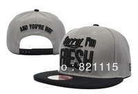 Wholesale&Retail Sorry I'm Fresh Snapback caps new fashionable hip-hop caps&hats,Ems Free Shipping 5 pcs/lot