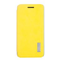 Orange greenorange n1 white mobile phone original protective leather case