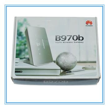 Huawei B970b 3G wireless Router unlocked  ,Hong Kong post free shipping