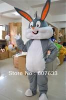 Adult Cartoon Mascot Costume Bugs Bunny Male