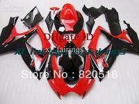 V3 Free shipping fairing kit for SUZUKI GSXR600 750 06 07 GSXR600 750 2006 2007 GSXR600 750 K6 06 07 +Free windscreen