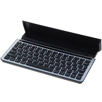 K808 Ultra Thin Metal Stand Support Bluetooth 3.0 Keyboard with bluetooth receiver and touch boarc for Apple Android Windows PC