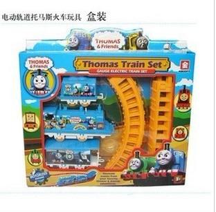 Fast Freeshipping Hot-selling ! tomy thomas electric thomas track toy car(China (Mainland))