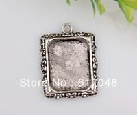 wholesale  120pcs zinc alloy picture frame charms   25x19mm  C288C