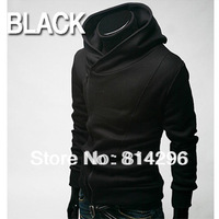 Personality is han edition men jacket fashion hooded jacket. Free shipping