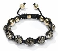 Shamballa-stlye-Bracelets-Wholesale-free-shipping-New-Shamballa-Bracelets-crystal-Micro-Pave-CZ-Disco-Ball-Bead-High-quality