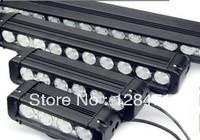 Off-road Car Refit Front Bumper Lights Lamp LED Car Daytime Running Lights LED Lighting Strip Lights 180W Hot Sell Free Shipping